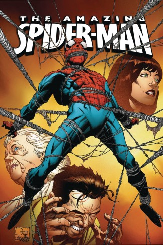 AMAZING SPIDER-MAN STRACZYNSKI OMNIBUS VOLUME 2 QUESADA VARIANT HARDCOVER