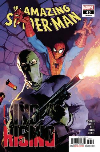 AMAZING SPIDER-MAN #45 (2018 SERIES)