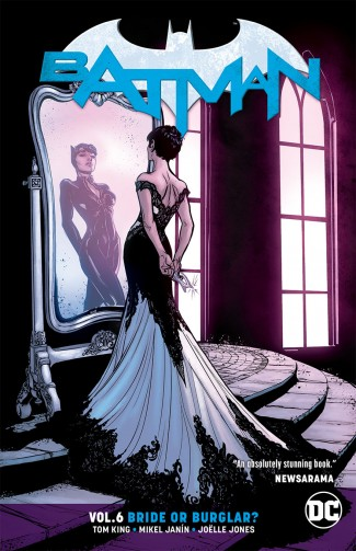 BATMAN VOLUME 6 BRIDE OR BURGLAR GRAPHIC NOVEL