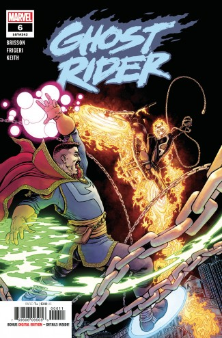 GHOST RIDER #6 (2019 SERIES)