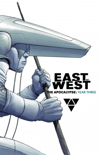 EAST OF WEST THE APOCALYPSE YEAR THREE HARDCOVER