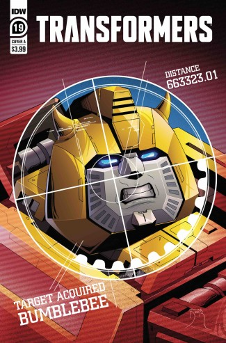 TRANSFORMERS #19 (2019 SERIES)