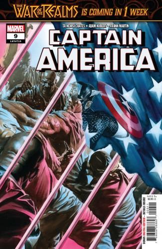CAPTAIN AMERICA #9 (2018 SERIES)
