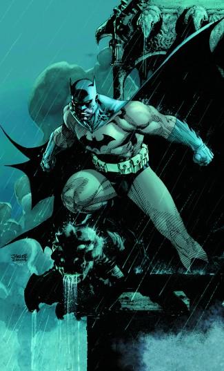 ABSOLUTE BATMAN HUSH HARDCOVER