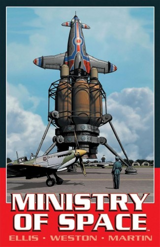MINISTRY OF SPACE GRAPHIC NOVEL