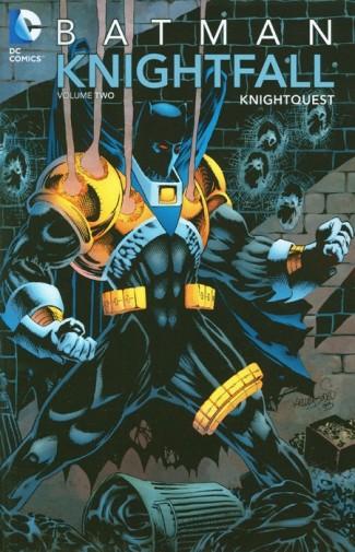 BATMAN KNIGHTFALL VOLUME 2 KNIGHTQUEST GRAPHIC NOVEL