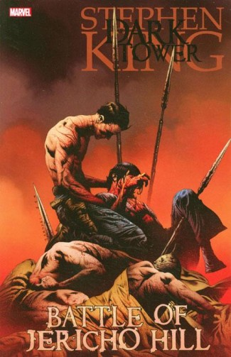 DARK TOWER BATTLE OF JERICHO HILL GRAPHIC NOVEL