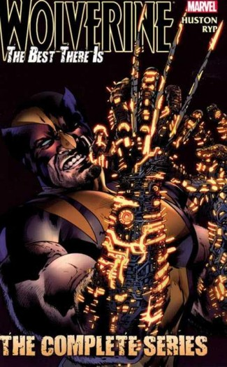 WOLVERINE THE BEST THERE IS COMPLETE SERIES GRAPHIC NOVEL