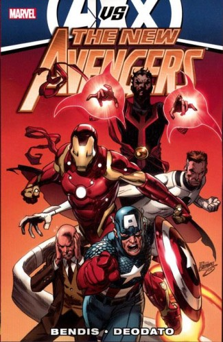 NEW AVENGERS BY BRIAN MICHAEL BENDIS VOLUME 4 GRAPHIC NOVEL