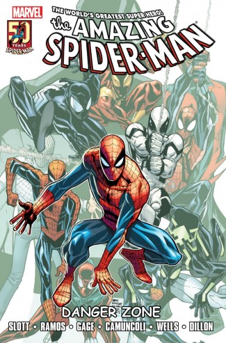 SPIDER-MAN DANGER ZONE GRAPHIC NOVEL