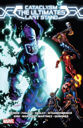 CATACLYSM ULTIMATES LAST STAND HARDCOVER
