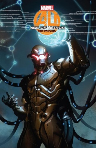 AGE OF ULTRON COMPANION GRAPHIC NOVEL
