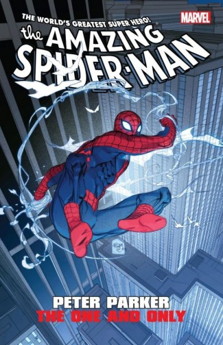 AMAZING SPIDER-MAN PETER PARKER ONE AND ONLY GRAPHIC NOVEL