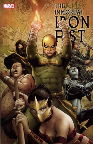 IMMORTAL IRON FIST COMPLETE COLLECTION VOLUME 2 GRAPHIC NOVEL