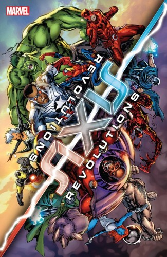 AXIS REVOLUTIONS GRAPHIC NOVEL