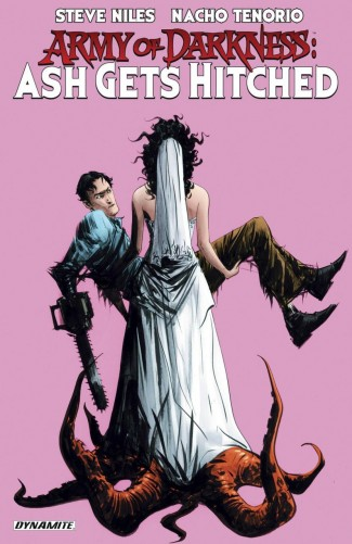 ARMY OF DARKNESS ASH GETS HITCHED GRAPHIC NOVEL