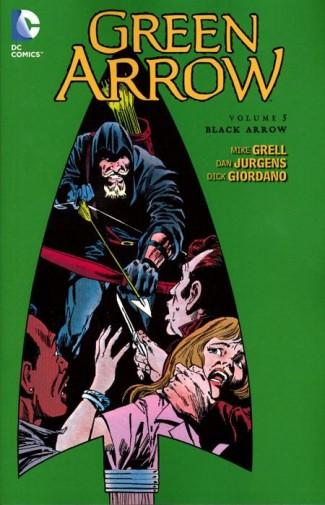 GREEN ARROW VOLUME 5 BLACK ARROW   Graphic Novels   Reed Comics