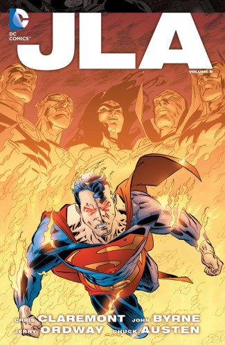 JLA VOLUME 8 GRAPHIC NOVEL