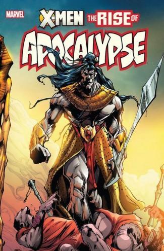 X-MEN THE RISE OF APOCALYPSE GRAPHIC NOVEL