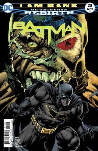 BATMAN #20 (2016 SERIES)