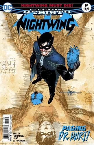 NIGHTWING #19 (2016 SERIES)