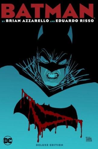 BATMAN BY AZZARELLO AND RISSO DELUXE EDITION HARDCOVER