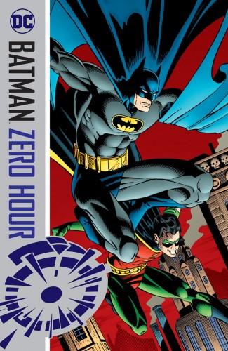 BATMAN ZERO HOUR GRAPHIC NOVEL