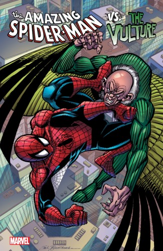 SPIDER-MAN VS VULTURE GRAPHIC NOVEL