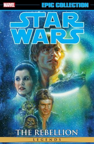 STAR WARS LEGENDS EPIC COLLECTION THE REBELLION VOLUME 2 GRAPHIC NOVEL