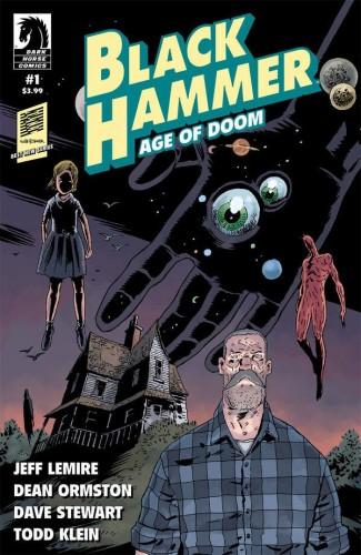 BLACK HAMMER AGE OF DOOM #1