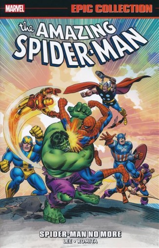 AMAZING SPIDER-MAN EPIC COLLECTION SPIDER-MAN NO MORE GRAPHIC NOVEL