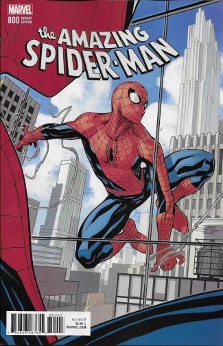 AMAZING SPIDER-MAN #800 DODSON VARIANT