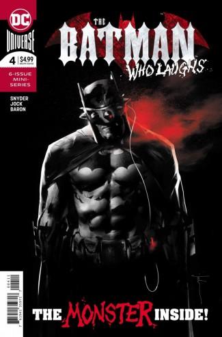 BATMAN WHO LAUGHS #4