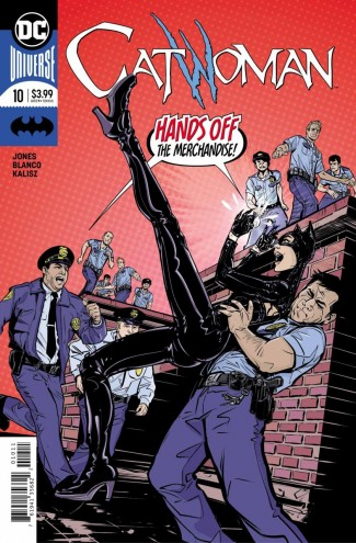 CATWOMAN #10 (2018 SERIES)