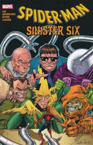 SPIDER-MAN SINISTER SIX GRAPHIC NOVEL
