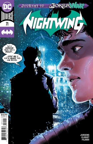 NIGHTWING #71 (2016 SERIES)