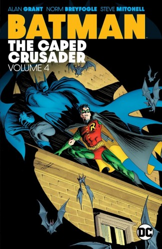 BATMAN THE CAPED CRUSADER VOLUME 4 GRAPHIC NOVEL