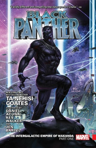 BLACK PANTHER VOLUME 3 INTERGALACTIC EMPIRE WAKANDA PART ONE HARDCOVER