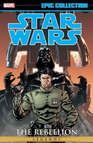 STAR WARS LEGENDS EPIC COLLECTION THE REBELLION VOLUME 4 GRAPHIC NOVEL