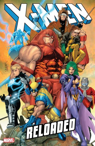 X-MEN RELOADED GRAPHIC NOVEL