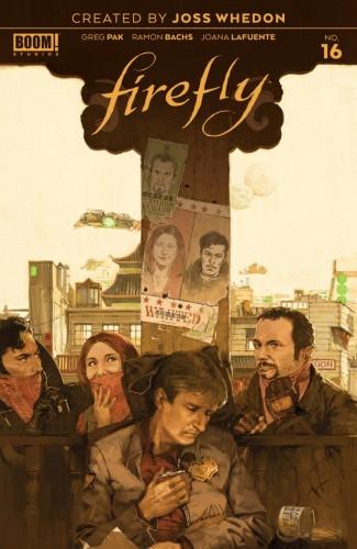 FIREFLY #16 (2018 SERIES)