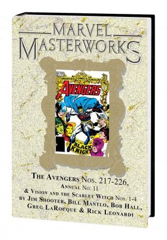 MARVEL MASTERWORKS AVENGERS VOLUME 21 DM VARIANT #310 EDITION HARDCOVER