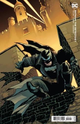 BATMAN DARK KNIGHT #1 ANDY KUBERT CARD STOCK VARIANT