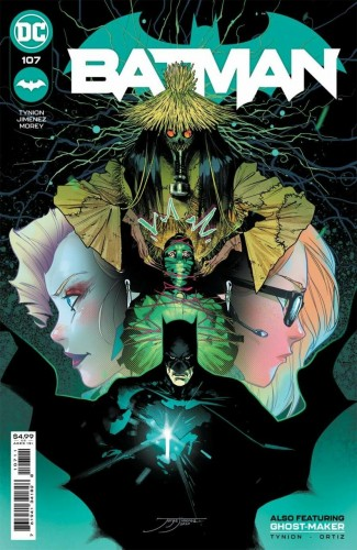 BATMAN #107 (2016 SERIES)