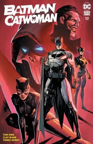 BATMAN CATWOMAN #5 (2020 SERIES)