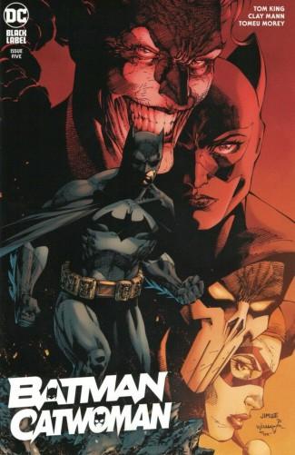 BATMAN CATWOMAN #5 (2020 SERIES) JIM LEE & SCOTT WILLIAMS VARIANT
