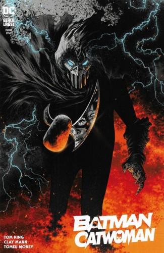BATMAN CATWOMAN #5 (2020 SERIES) TRAVIS CHAREST VARIANT