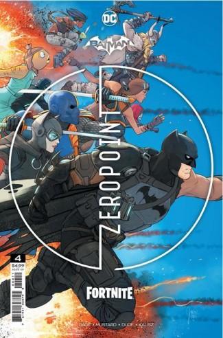 BATMAN FORTNITE ZERO POINT #4