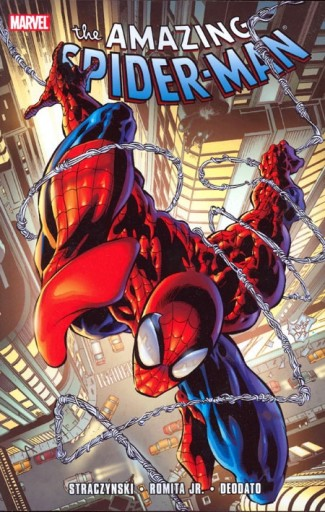 AMAZING SPIDER-MAN BY JMS ULTIMATE COLLECTION VOLUME 3 GRAPHIC NOVEL
