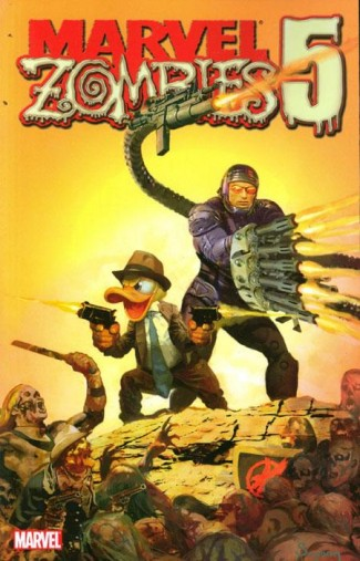 MARVEL ZOMBIES VOLUME 5 GRAPHIC NOVEL